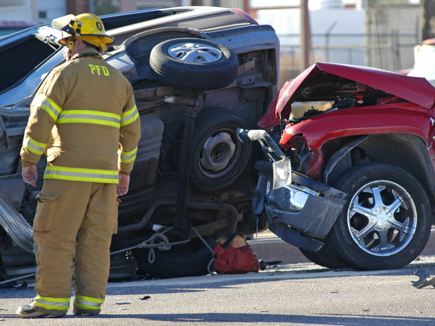 Has an Auto Accident Turned Your Life Upside Down?